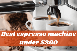 Best Espresso Machine Under 300 – Top Ten Picks From Experts