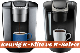Keurig K-Elite vs K-Select, which is suitable for your preferences?